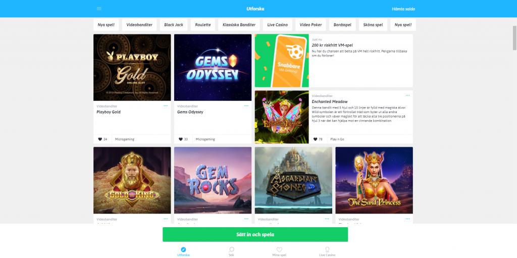snabbare-casino-bankID