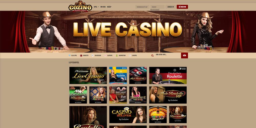 cozino-casino-bästa-live-casino
