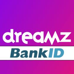 Dreamz Casino logo BankID