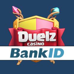 Duelz Casino logo Bankid