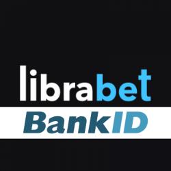 Librabet logo bankid