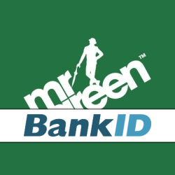 Mr Green logo BankID