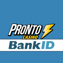 Pronto Casino logo BankID
