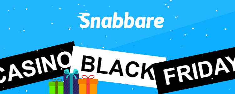 Snabbare casino black friday