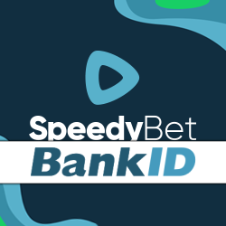 Speedy Bet logo BankID utan konto