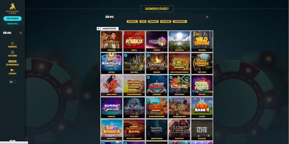 No-account-casino-med-bankid