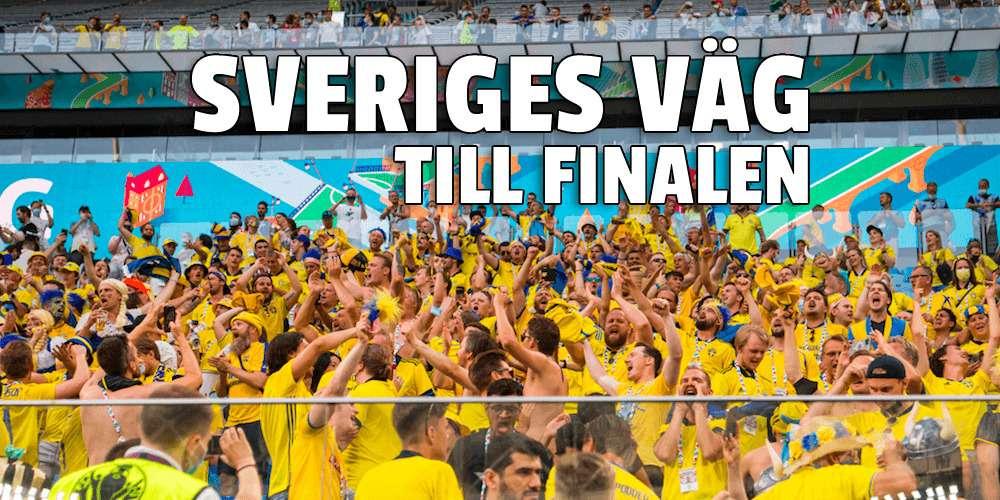fotbolls em 2021 sverige